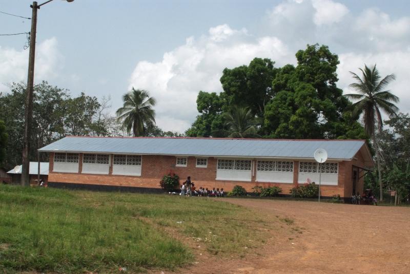 Die Feuersteine von Liberia